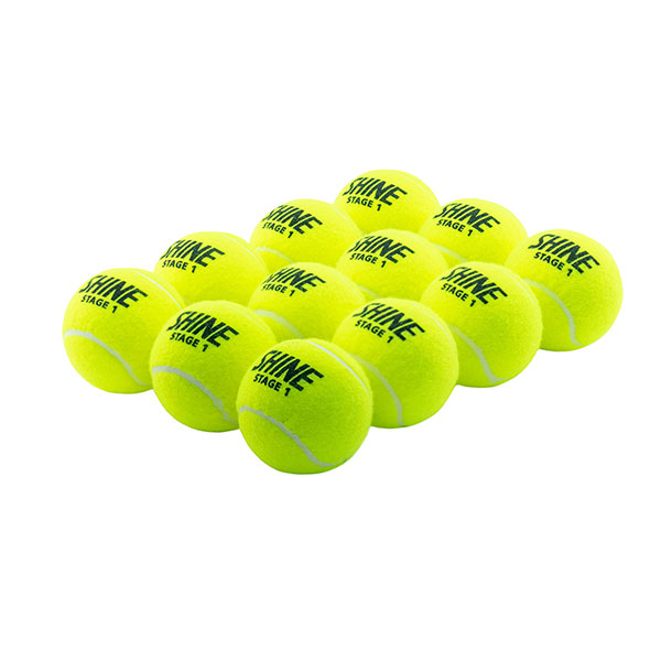 Shine Stage 1 Tennis Ball | Shine Titan - Always Have A Gift For You