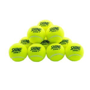 Shine Stage 1 Tennis Ball | Shine Titan - All Sports Equipments