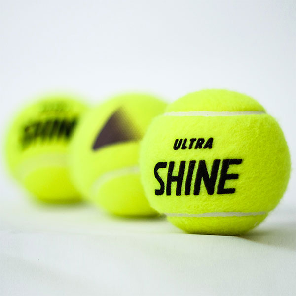 Ultra Shine Tennis Ball | Shine Titan - Always Have A Gift For You
