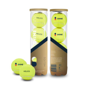 Shine Helios Tennis Ball | Shine Titan - All Sports Equipments