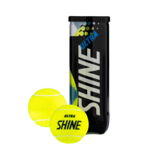 Ultra Shine Tennis Ball | Shine Titan - All Sports Equipments