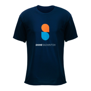 Training T-Shirt for Badminton | Shine Titan - All Sports Equipments